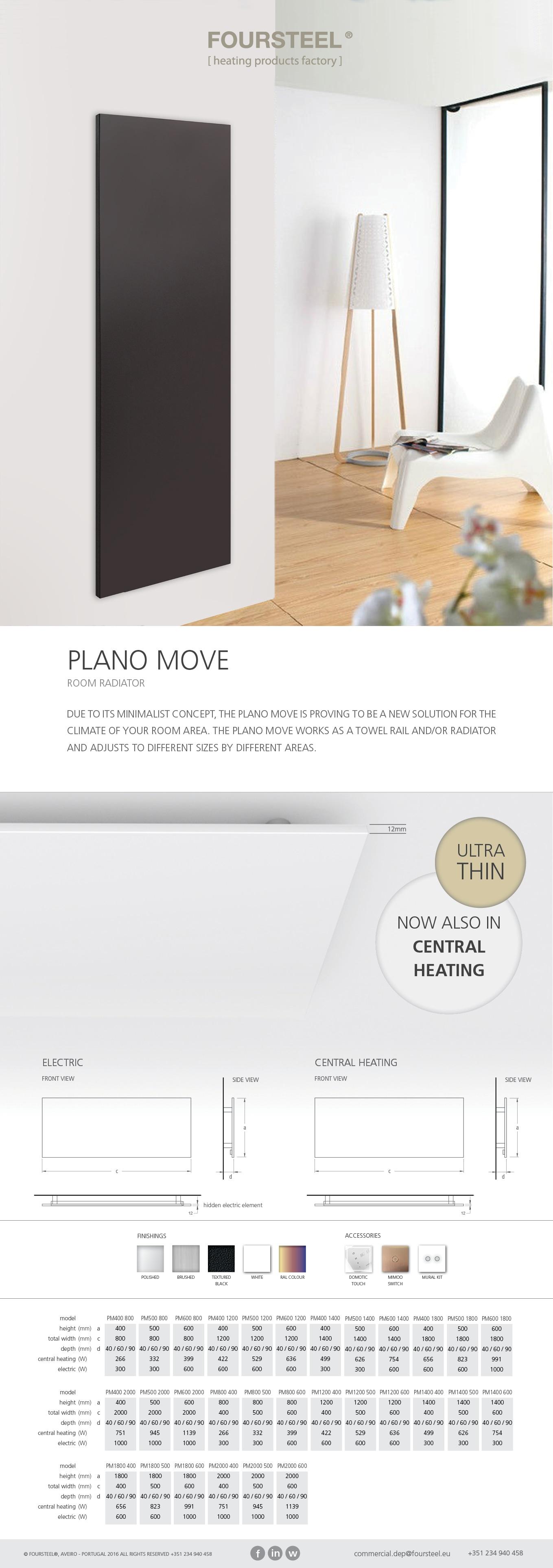 Plano Move - Ago 2016