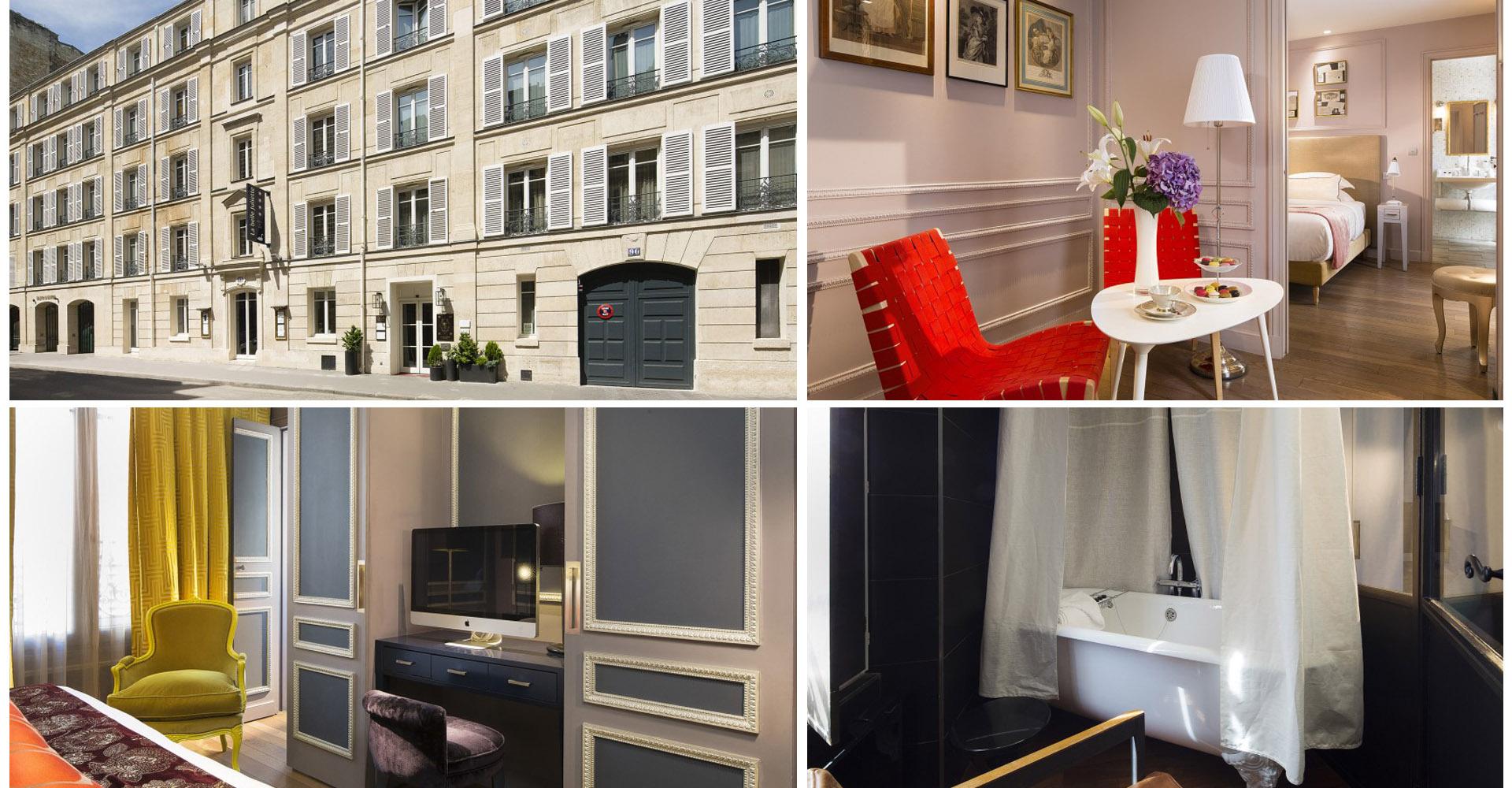 Pariser Stil Helle Farben Luxus   Frankreich Foursteel