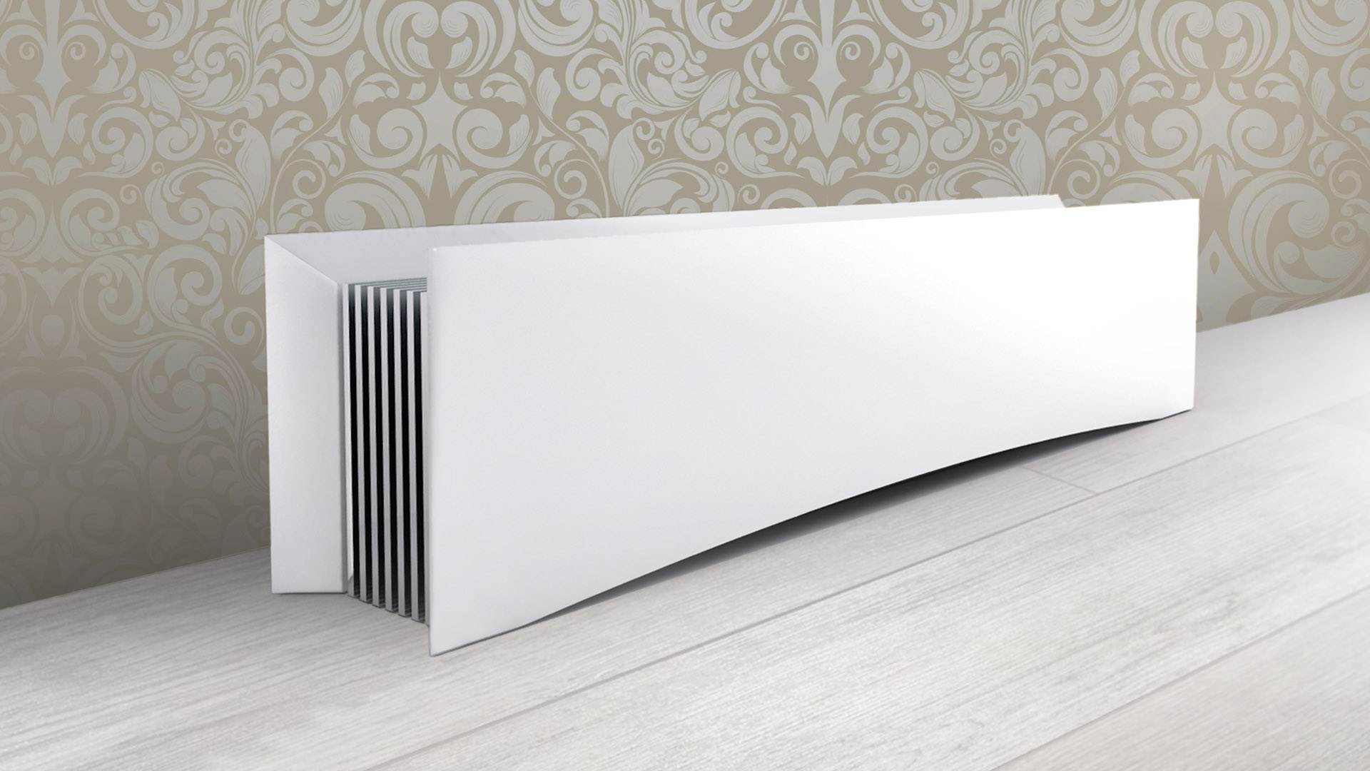 FLOOR radiator DLIGNE