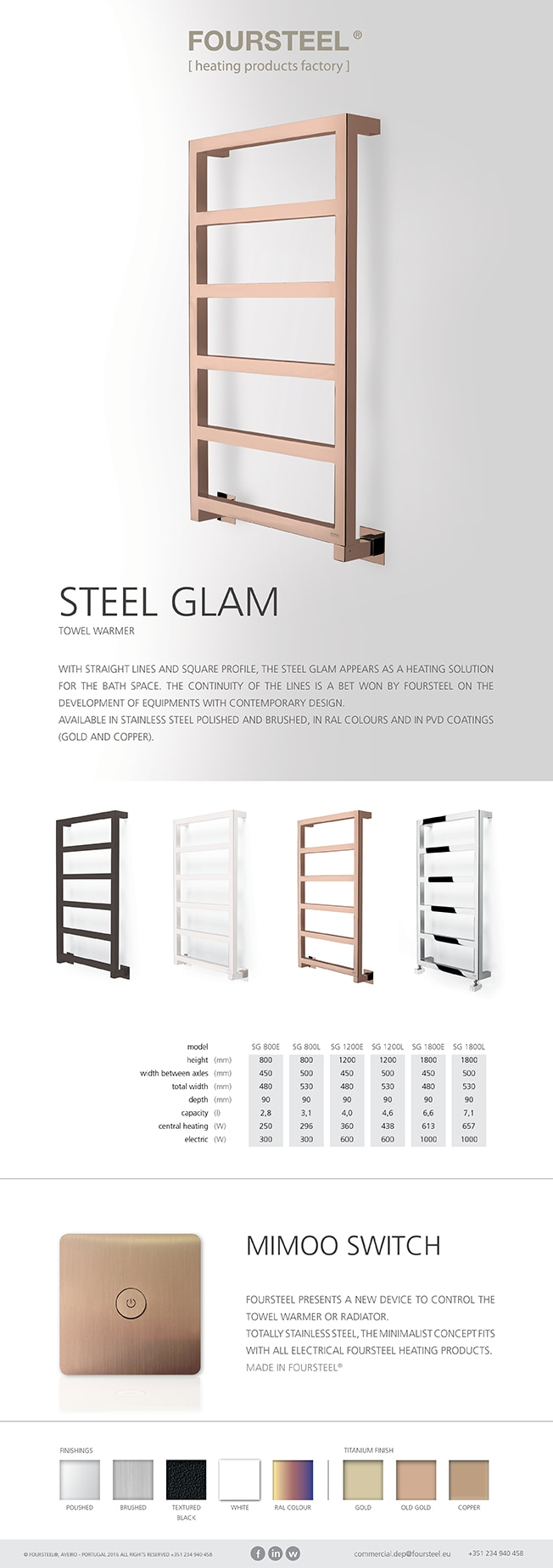 Steel Glam - 2017
